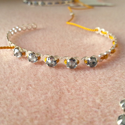 6a bracelets dentelle atelier matiere premiere