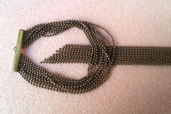 7a bracelet nœud atelier matiere premiere