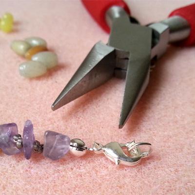 8 bracelets en fil de soie atelier matiere premiere