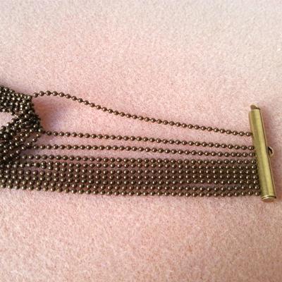 8 bracelet nœud atelier matiere premiere