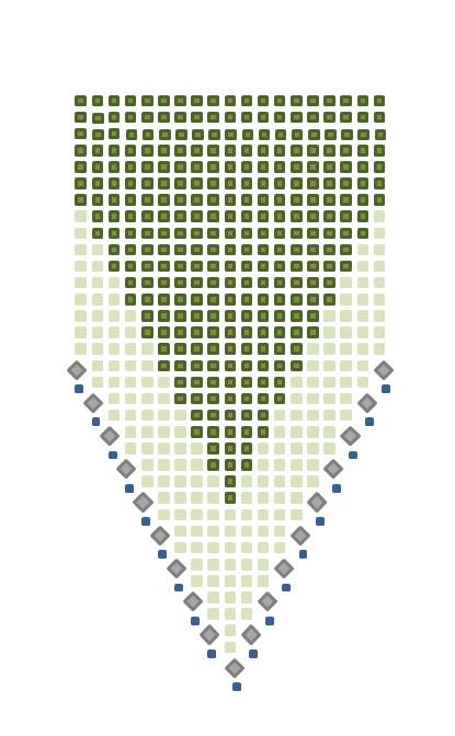 schéma boucles d'oreilles crocus atelier matiere premiere