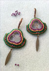 Brick Stitch Earrings