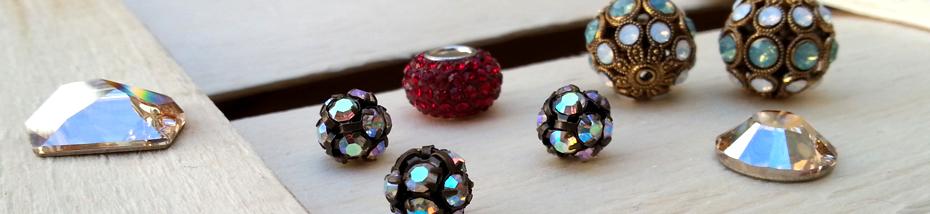 Perles strass Matière Première