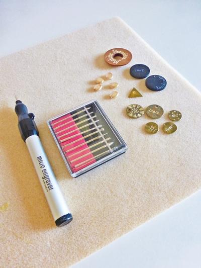 je débute stylo micro graveur